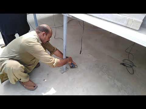Karachi project k11 /North Karachi 10kw Net metering solar system