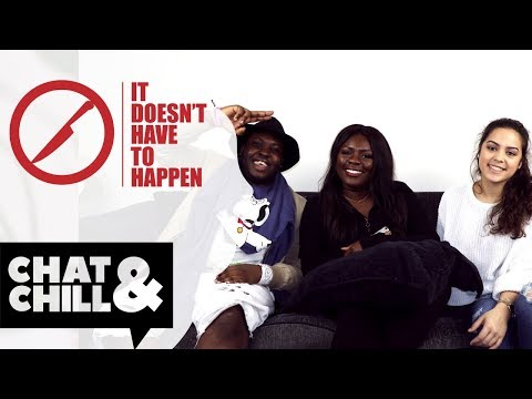 GUN AND KNIFE CRIME ON THE RISE AGAIN!! | Chat & Chill EP34 FT. Elizabeth