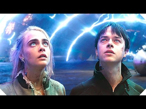 VALERIAN Final Trailer (Extended) 2017