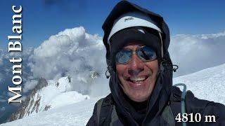Mont Blanc - 4810 m