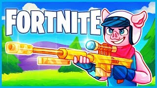 The *NEW* HEAVY SNIPER RIFLE is INSANE in Fortnite: Battle Royale! (Fortnite Funny Moments & Fails)