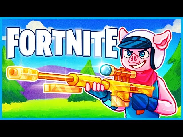 The New Heavy Sniper Rifle Is Insane In Fortnite Battle Royale