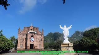 Đan Viện Châu Sơn Ninh Bình mở năm thánh 15/8/2017-11/10/2018 HD 1080i