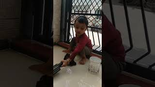 New Baby Funny Videos 2018 Indian Baby Washing Clothes Whatsapp Video Latest