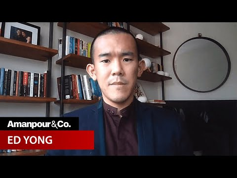 The Atlantic's Ed Yong With the Latest on COVID-19 | Amanpour and Company