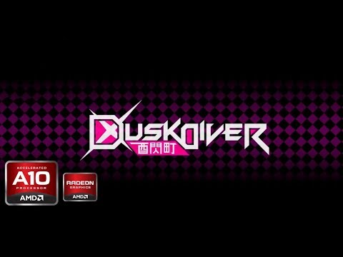  Test Pc Game   Dusk Diver   AMD A10 7300   R5m230  