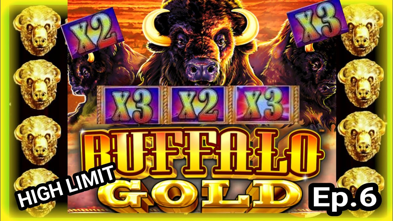 ⚠️Here!!➡️BUFFALO GOLD COLLECTION Slot Machine Fantastic Jackpots!! | EP#6