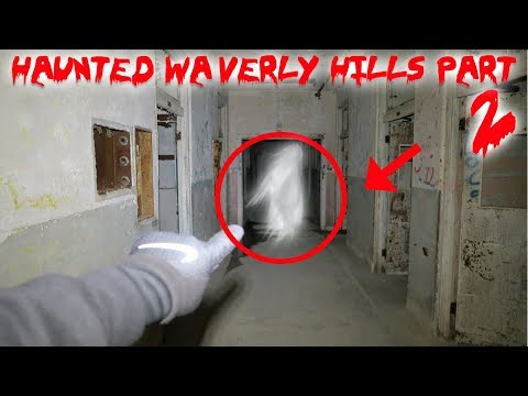 HAUNTED WAVERLY HILLS PART 2 WE WERE ATTACKED BY THE SHADOW PEOPLE | MOE SARGI