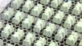 Hogyan készül a gumicukor?