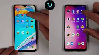 Umidigi F1 vs Umidigi One Max Speed test/Gaming comparison/PUBG Helio P60 vs P23