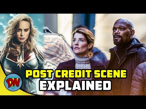 Avengers: Infinity War Post Credit Scene | Explained in Hindi
