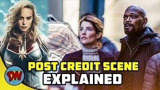 Avengers: Infinity War Post Credit Scene   Explained in Hindi