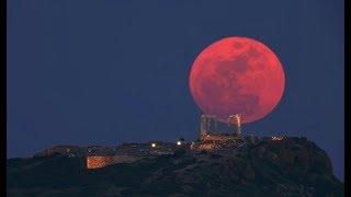Օգոստոսի 7 ի գիշերը լուսինը կխավարի