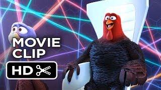 Free Birds Movie CLIP - S.T.E.V.E. Intro (2013) - Owen Wilson Animated Movie HD