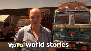 Truck drivers in India - From Bihar to Bangalore 8/8