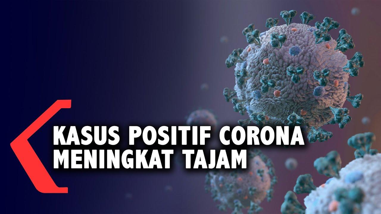 Kasus Positif Corona Di Kediri Meningkat Tajam