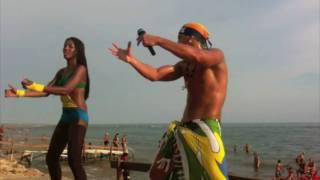 Ritmo Vuelta con Rico do Brasil e Vanessa di Recife Estate 2009 Nettuno Bella Vista!