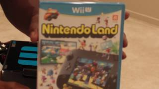 Nintendo WiiU Unboxing and Setup