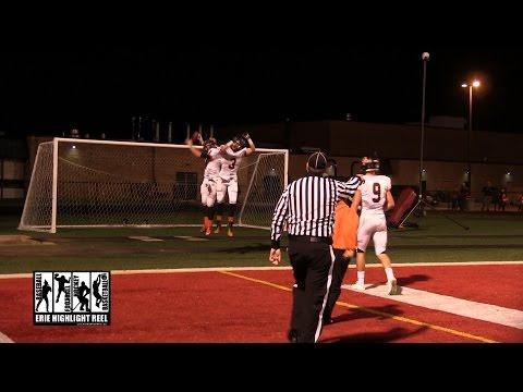 Cathedral Prep General McLane High School Football 2014 Billy Norfolk Touchdown