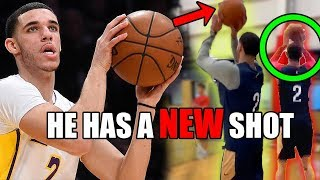 Why Lonzo Ball's NEW Shot CHANGES The Pelicans In The NBA (Ft. Zion, Old Lakers, & Ugly Shots)