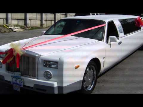 Time Limo Vancouver - Rolls Royce Limousine, Wedding Packages