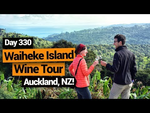 Waiheke Island Wine Tour In Auckland – New Zealand's Biggest Gap Year – Backpacker Guide New Zealand