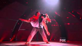 SYTYCD Marko & Allison - I Know Its Over