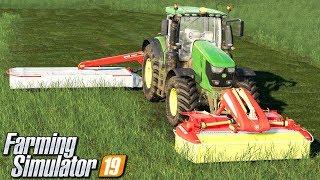 Nowe kosiarki - Farming Simulator 19 | #42