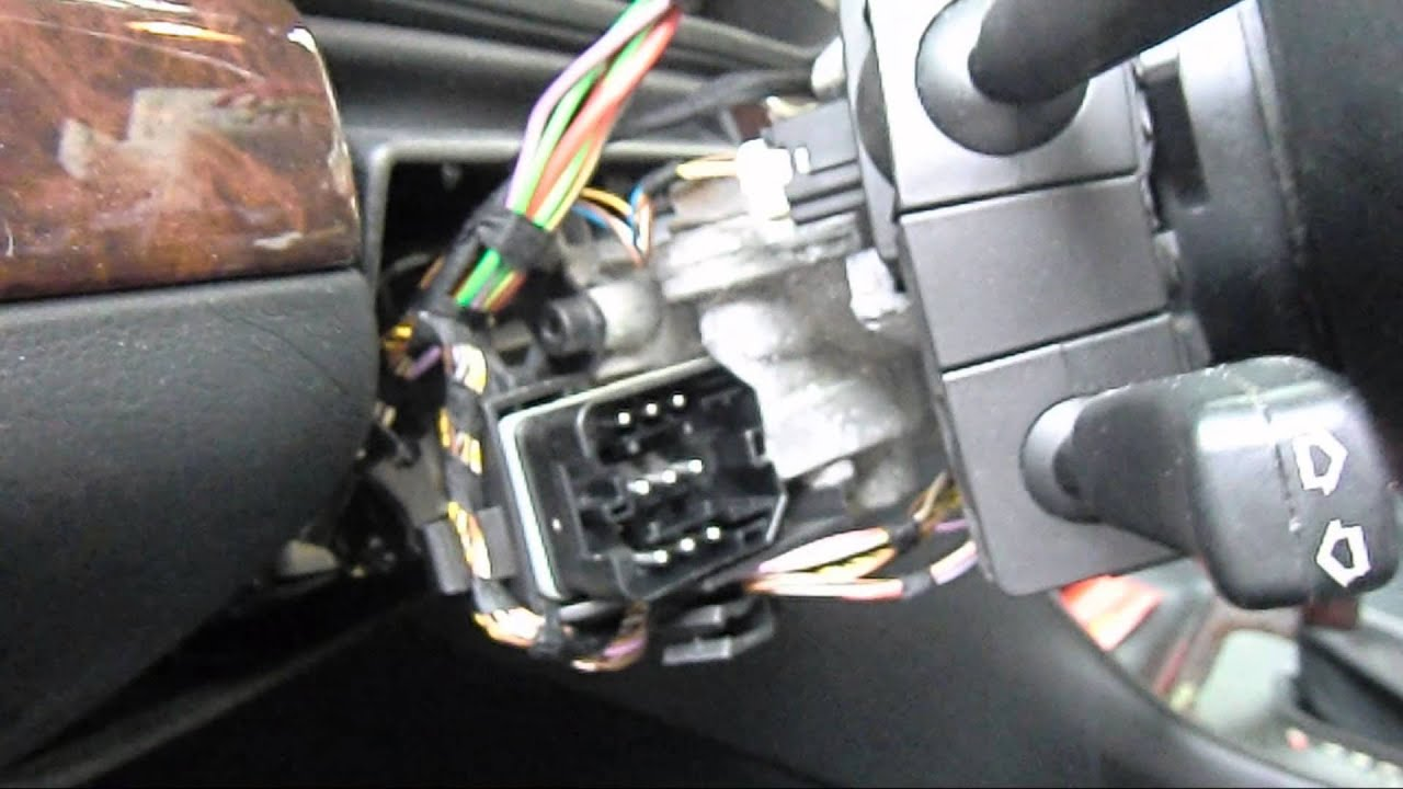 Bmw E38 E39 E53 E46 Signs Of A Failing Ignition Switch