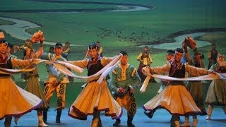 Traditional wedding play in Inner Mongolia