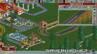 Roller Coaster Tycoon (PC) Forest Frontiers [2]