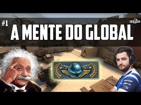 CS:GO   A MENTE DO GLOBAL #1 (mirage)