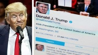 President Trump harnesses messaging power of social media