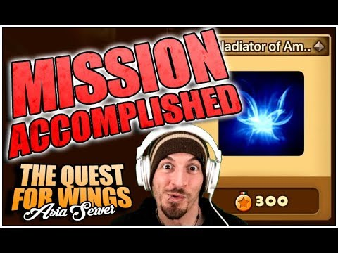Download MISSION FUDGING ACCOMPLISHED!!! (Summoners War: The Quest For Wings Ep.9)