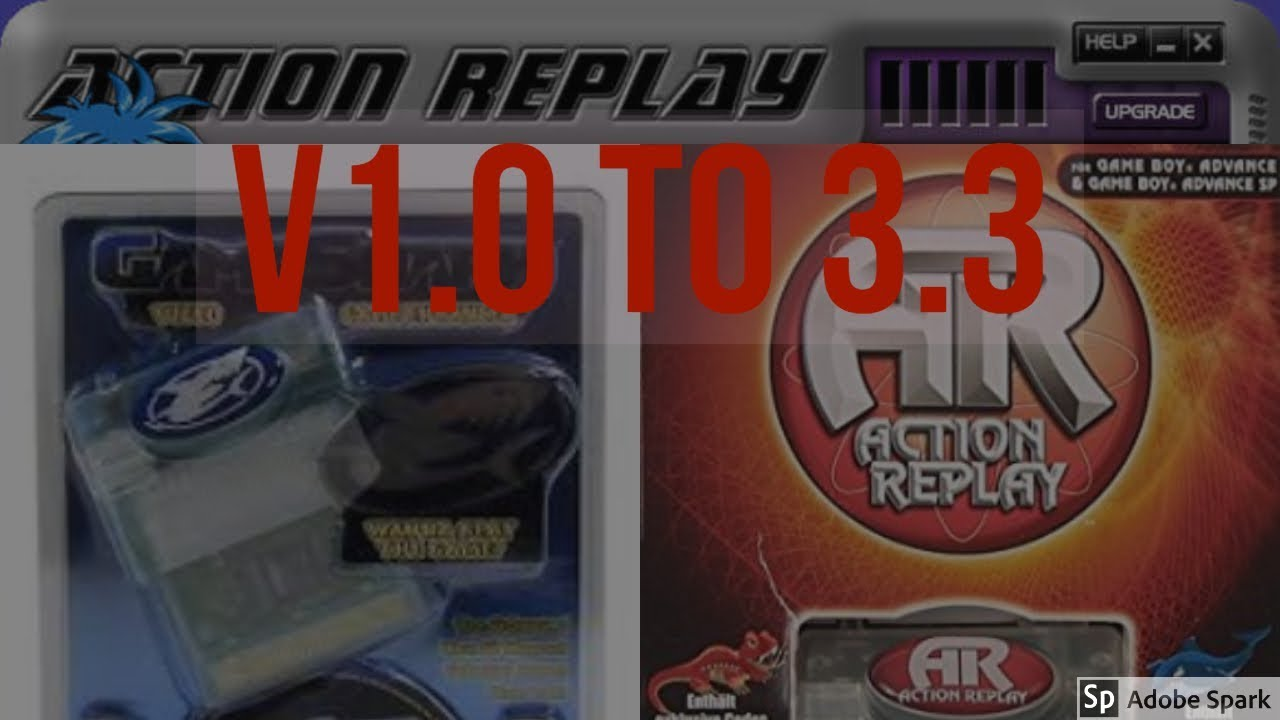 ACTION REPLAY GBX TÉLÉCHARGER