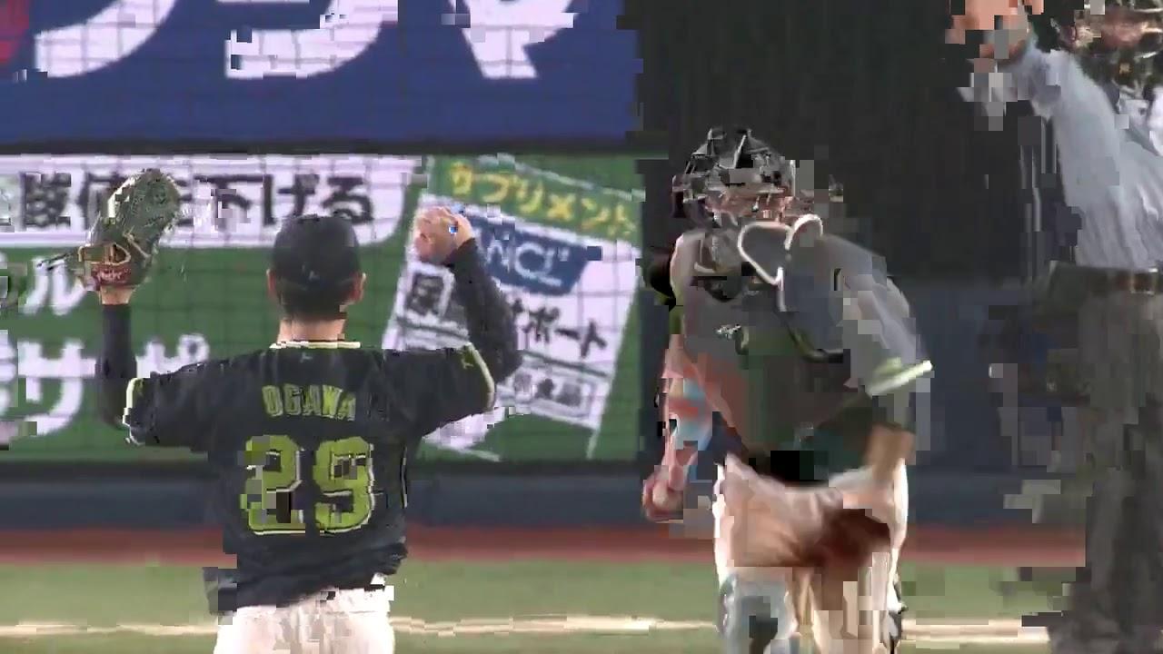 ヤクルト小川ノーヒットノーラン達成!!