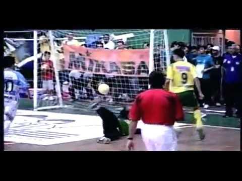 LANZAMIENTO COPA POSTOBON MICROFUTBOL 2010