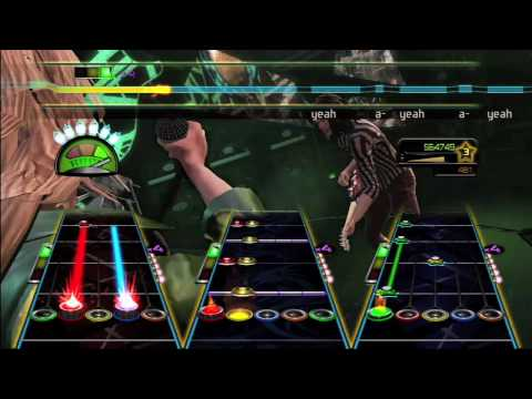 Guitar Hero Official Van Halen 'Everybody Wants Some' [HD] video game trailer