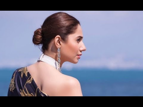 Cannes 2018: Mahira Khan's bold Dress pictures from Cannes will leave you stunned