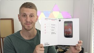 Moto E4 Unboxing and First Impressions: Only $70??