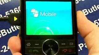 Samsung BlackJack 2 SGH-i617 - Erase Cell Phone Info - Delete Data - Master Clear Hard Reset