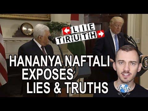 Hananya Naftali Breaks Down Palestinian President Abbas Speech and Dispels the Lies and Tells Truth