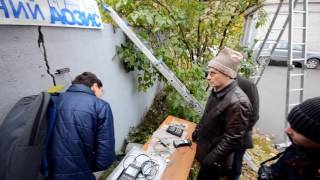 видео оборудование для мониторинга строительных конструкций