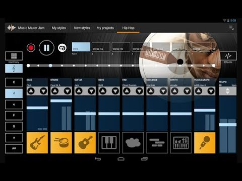 music maker jam mod apk no money free styles all  obb