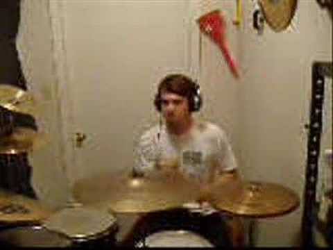 Slick Shoes Joes sick drum cover