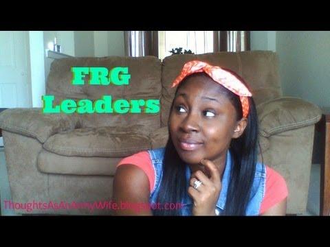 FRG Leaders