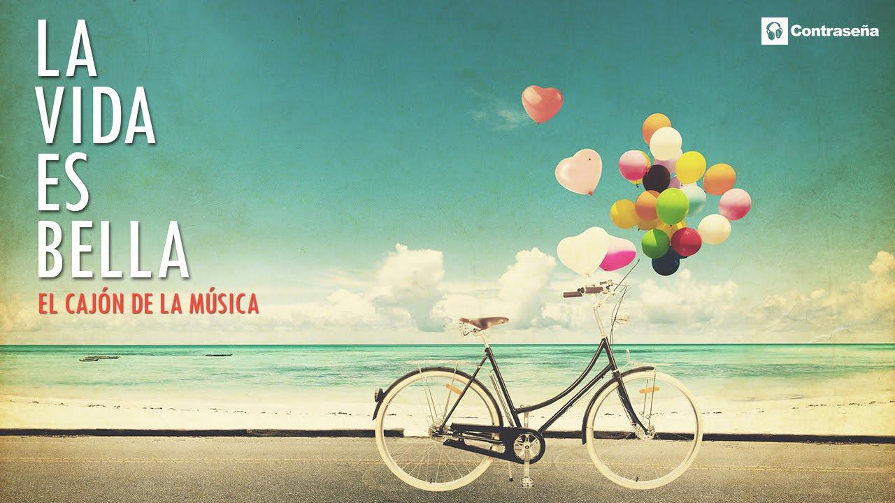 La Vida Es Bella La Vita è Bella Instrumental Romantic Relaxing Sax Flute El Cajon De La Musica Youtube