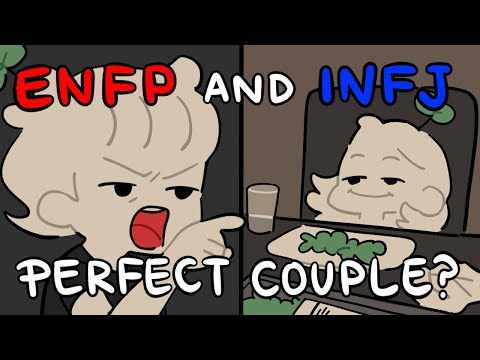 INFJ & ENFP - The most compatible relationship?