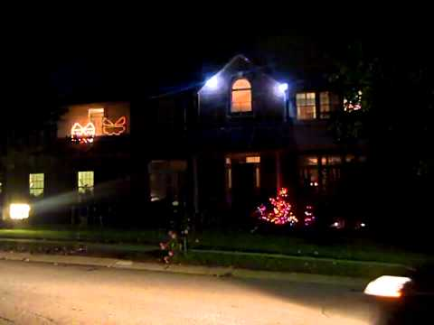Boom Boom Pow - Halloween Lights