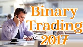 TRADING OPTIONS: BINARY OPTIONS STRATEGY - BINARY OPTIONS BROKER (BINARY TRADING)
